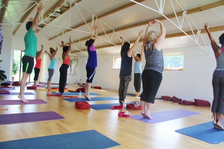 Yoga Classes in Covid -19 Era